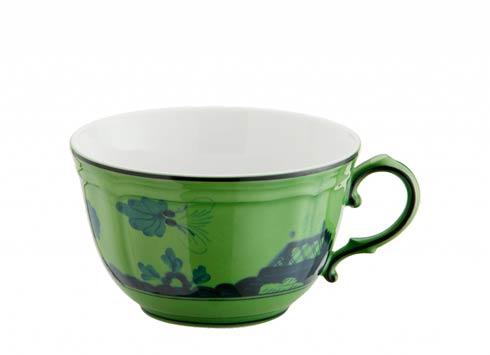 Ginori 1735 Oriente Italiano Malachite Tea Cup $95.00