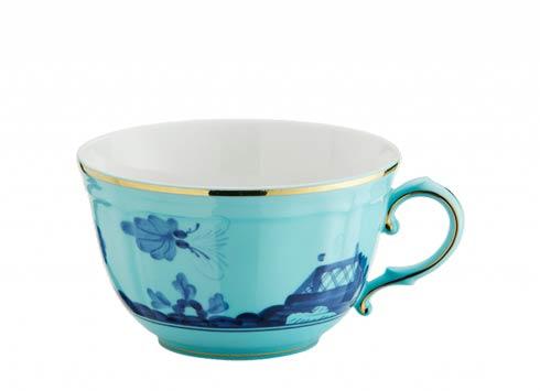 Ginori 1735 Oriente Italiano Iris Tea Cup $115.00
