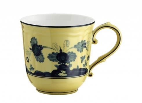 Ginori 1735 Oriente Italiano Citrino Mug $115.00