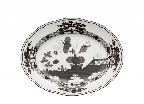 $225.00 Oval Flat Platter,Small