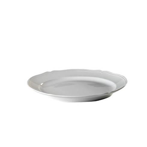 $100.00 Oval Flat Platter