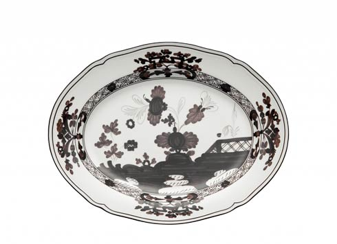 $275.00 Oval Flat Platter, Large