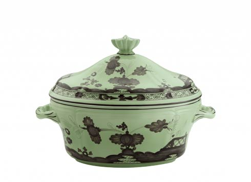 $875.00 Oval Tureen with Cover