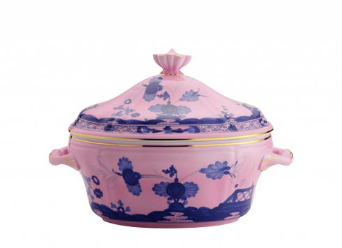 $1,180.00 Oval Tureen with Cover