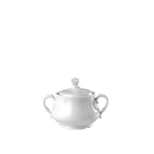 $150.00 Sugar Bowl With Cover For 6