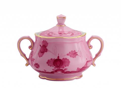 Ginori 1735 Oriente Italiano Porpora Sugar Bowl with Cover for 6 $365.00