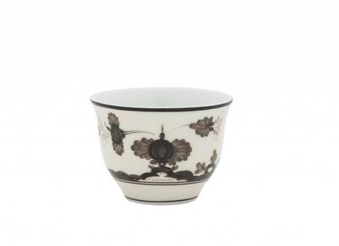 Ginori 1735 Oriente Italiano Albus Arabic Coffee Cup without Handle $75.00