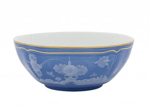 Ginori 1735 Oriente Italiano Pervinca Small Serving Bowl for soup, stew, gumbo  $125.00