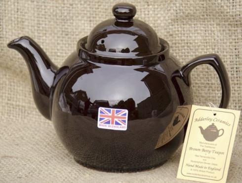 $49.99 Brown Betty 6 Cup Teapot
