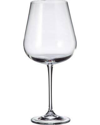 Crystalite Bohemia   Amundsen S/6 Red Wine Glass $49.95