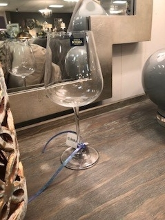 Crystalite Bohemia   RED WINE GLASS S/6 $59.00