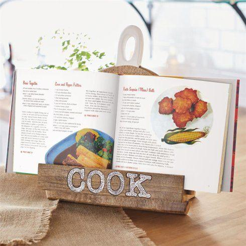 Mudpie   Cook Paddle Cook Book Holder $42.00