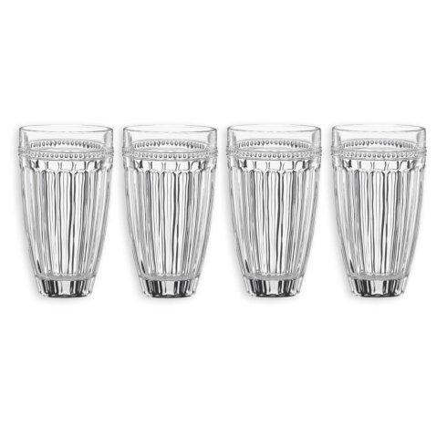 Lenox   French Perle S/4 Hiball Glasses $39.95
