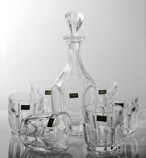 Crystalite Bohemia   Safari Whiskey Set $149.00