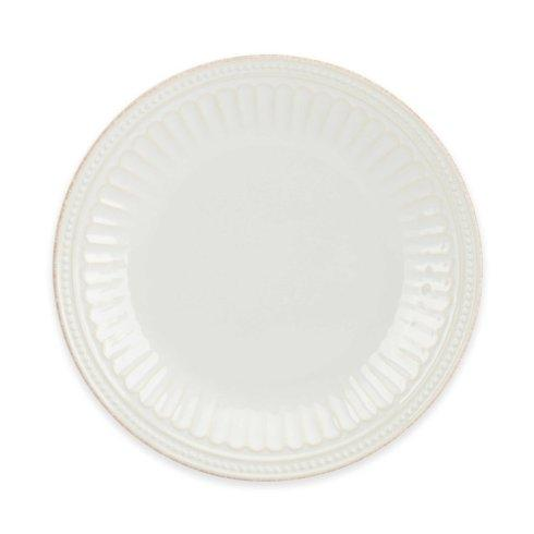 Lenox   French Perle Groove White Accent Plate $16.95