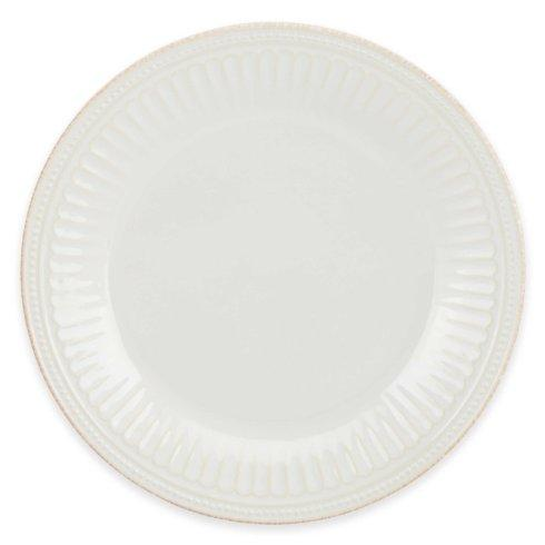 Lenox   French Perle Groove White Dinner Plate $19.95