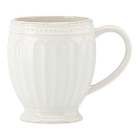 Lenox   French Perle Groove White Mug $9.95