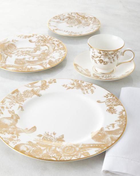 Lenox   Gilded Forest 5 Pc Place Setting $225.00