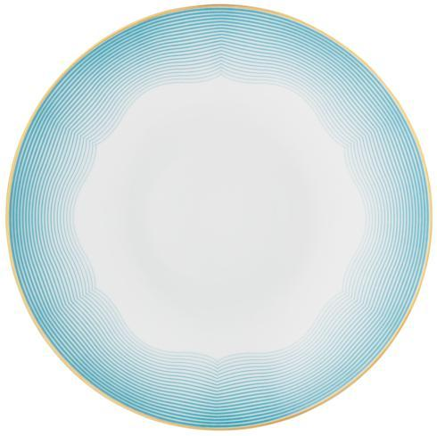 $125.00 American Dinner Plate Coupe - (concentric circles)