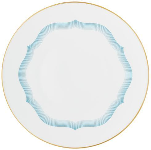 $115.00 American Dinner Plate Coupe - (scalloped design)