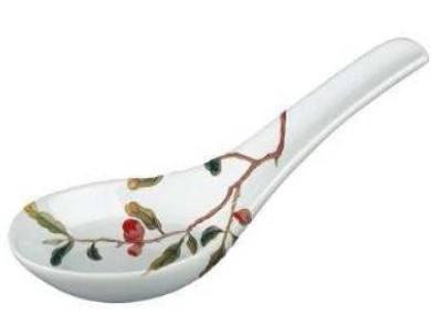 $120.00 Chinese Spoon – 5.5 in x 1.9 in