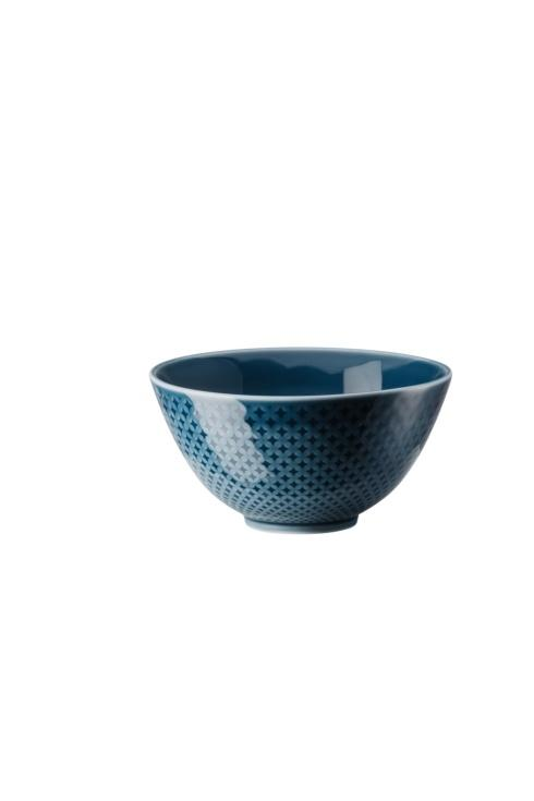 $18.00 Bowl 4 1/3 in 10 oz Ocean Blue