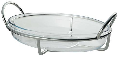 $705.00 Latitude Oval Gratin Dish Without Cover