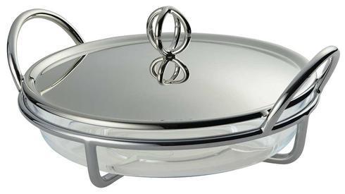 $740.00 Latitude Round Gratin Dish With Cover