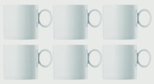 6Pc Mug Set