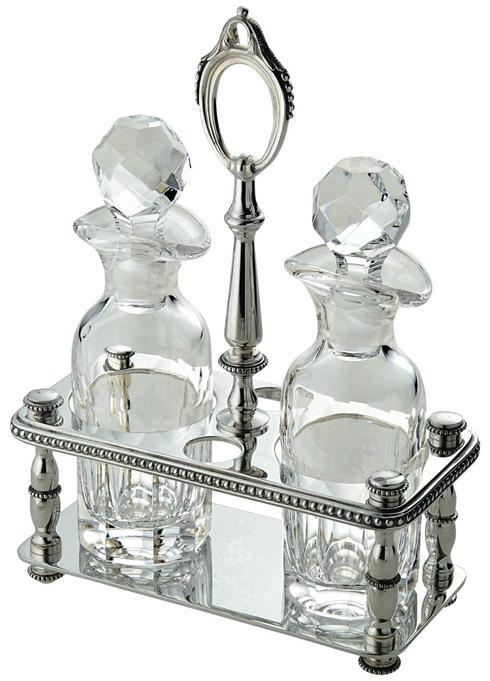 $2,180.00 Perles Oil & Vinegar Set