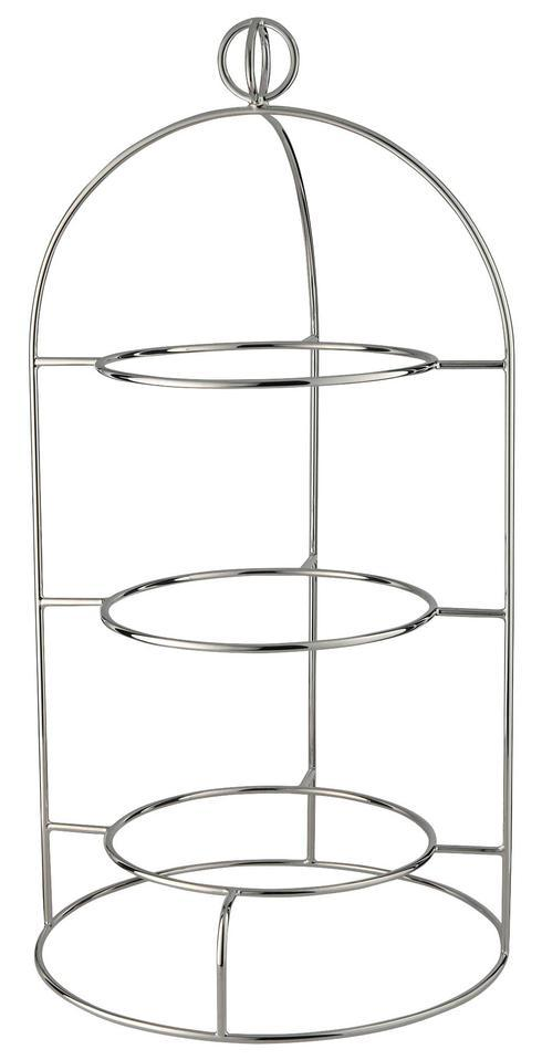 $840.00 Latitude Plate Stand Three Tiers