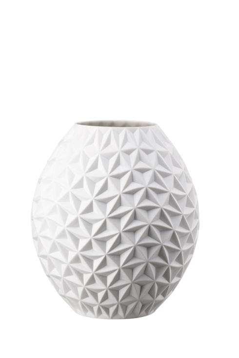 $575.00 Vase 9 3/4 inch Spinddrift