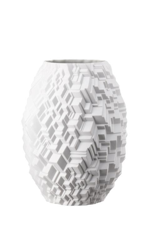$900.00 Vase 11 inch City