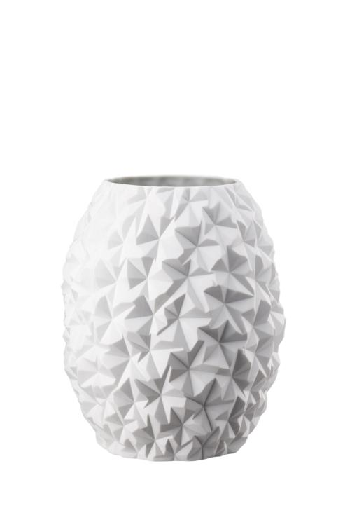 $575.00 Vase 9 3/4 inch Snow