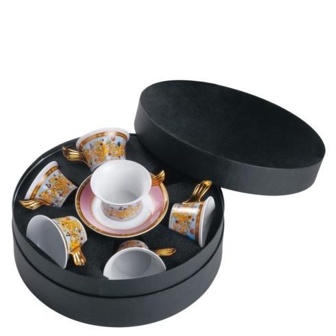 $1,800.00 Tea Cup & Saucer Set/Six