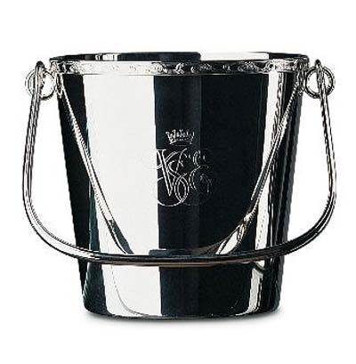 $1,240.00 Orient Express Ice Bucket with Applied Border