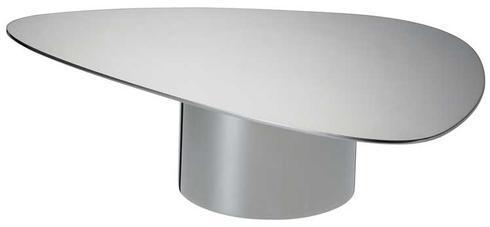 $205.00 Stainless Steel Pedestal Server