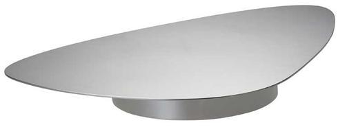 $290.00 Stainless Steel Large Pedestal Server