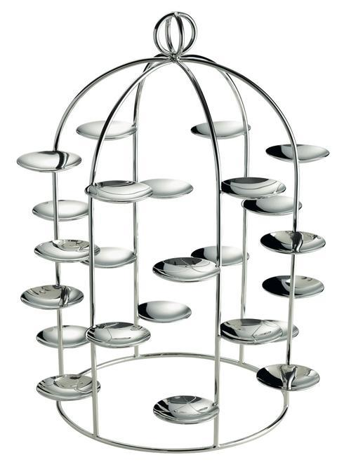 $1,175.00 Latitude Petits Fours Stand 24 Small Dishes