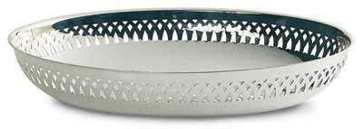 $630.00 Ajouree Oval Fruit/Bread Basket
