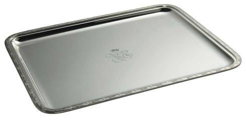 $2,030.00 Orient Express Serving Tray With Applied Border
