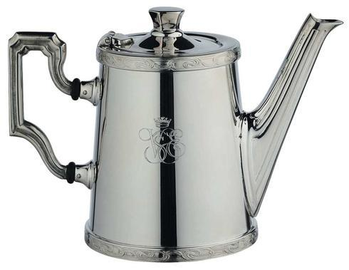 $2,185.00 Orient Express Coffee Pot With Applied Border