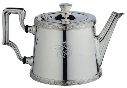 $2,185.00 Orient Express Tea Pot With Applied Border