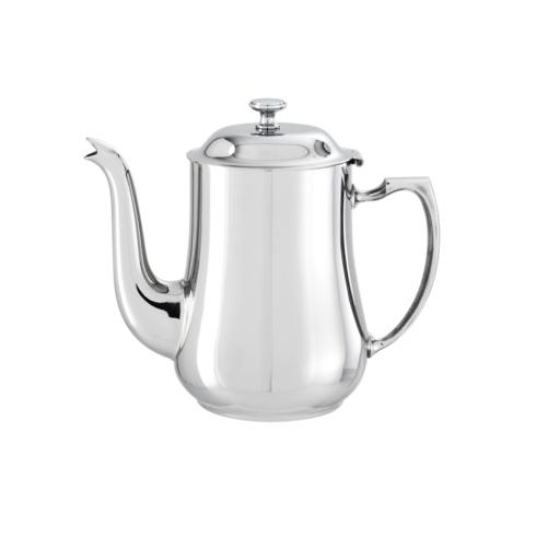 Coffee pot with goose neck