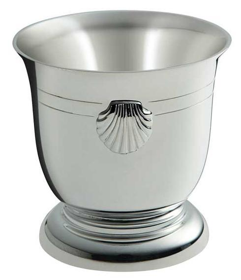 $550.00 Coquille Sterling Egg Cup