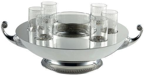 $5,975.00 Empire Caviar-Vodka Bowl
