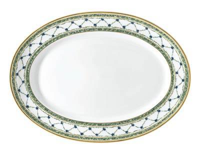 $475.00 Oval Platter