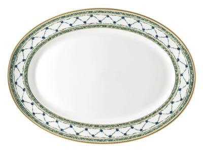$775.00 Oval Platter
