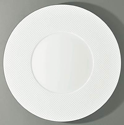 $150.00 Round Flat Plate- Round Center