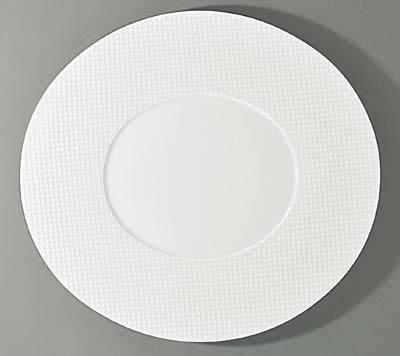 $150.00 Oval Flat Plate- Oval Center